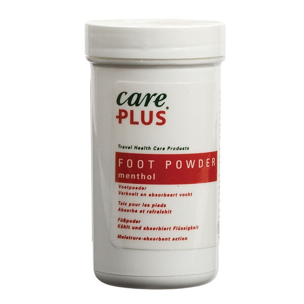 FOOT POWDER 40G - CARE PLUS