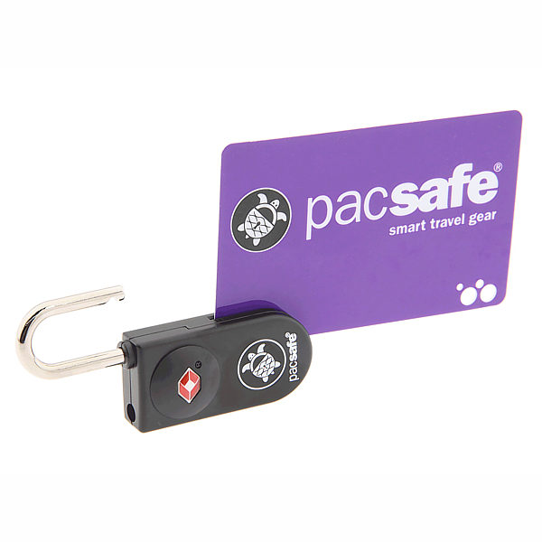 PACSAFE 750 TSA APPROVED KEY-CARD LOCK