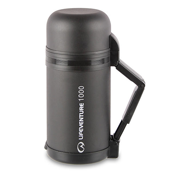 LIFEVENTURE WIDE MOUTH VACUUM  FLASK