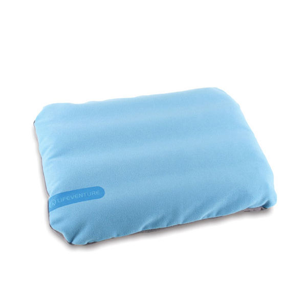 SOFTFIBRE TRAVEL CUSHION - LIFEVENTURE