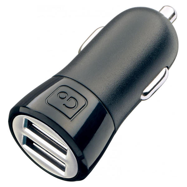 GO TRAVEL USB IN-CAR CHARGER (4.2A)