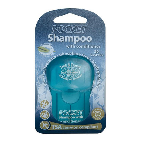 SEA TO SUMMIT SHAMPOO 50 LEAF