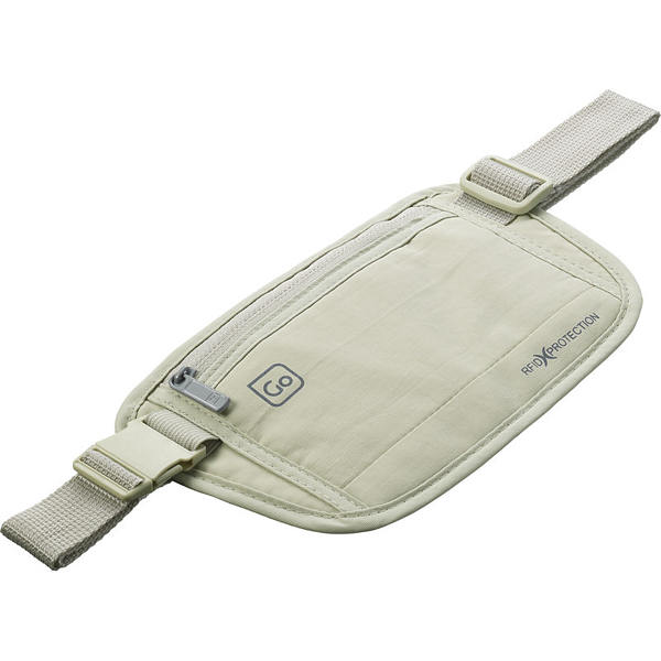 MONEY BELT RFID - GO TRAVEL