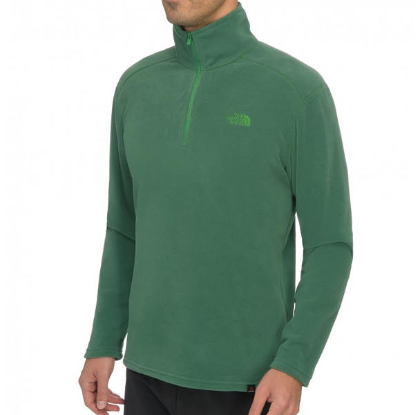 THE NORTH FACE 100 GLACIER PULL 1/4 ZIP