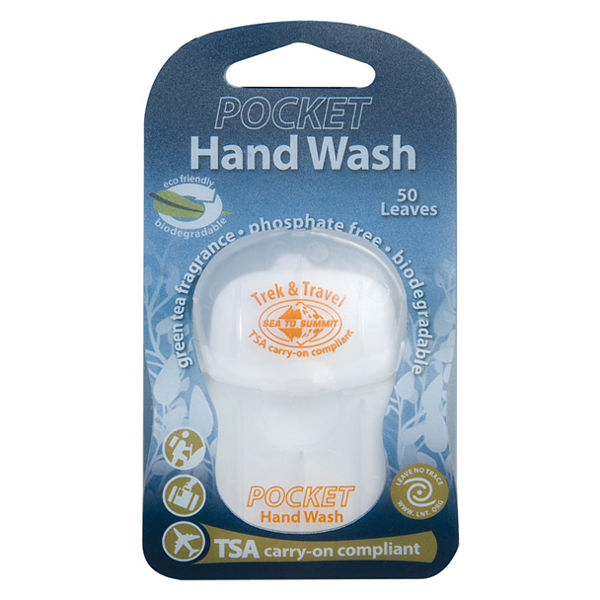 SEA TO SUMMIT HAND WASH 50 LEAF