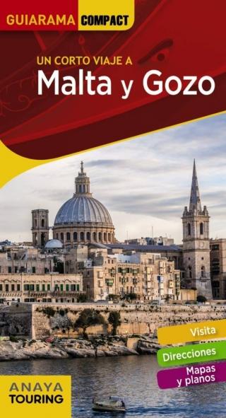 Malta y Gozo Guiarama Compact 2018