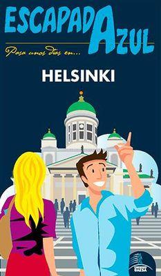 Helsinki Escapada Azul