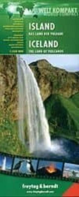 Iceland Polyart (1:550.000)
