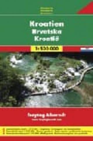 Croatia (1:500.000)