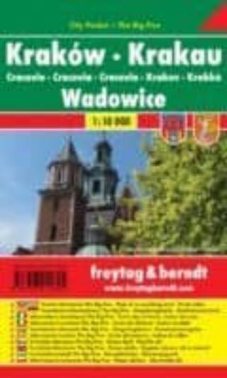 Kraków City Pocket (1:10.000)