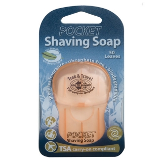 POCKET SHAVING SOAP