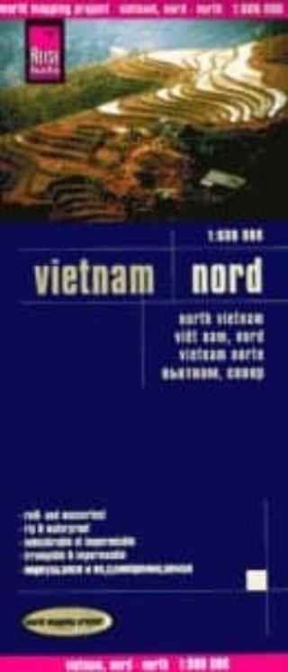 Vietnam norte 1:600.000