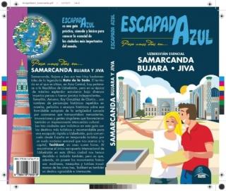 Samarcanda, Bujara, Jiva Escapada Azul