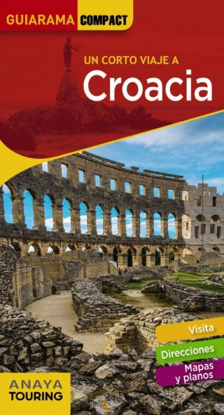 Croacia Guiarama Compact 2018