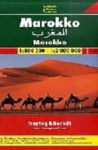 Marruecos (1:800.000/1:2.000.000)