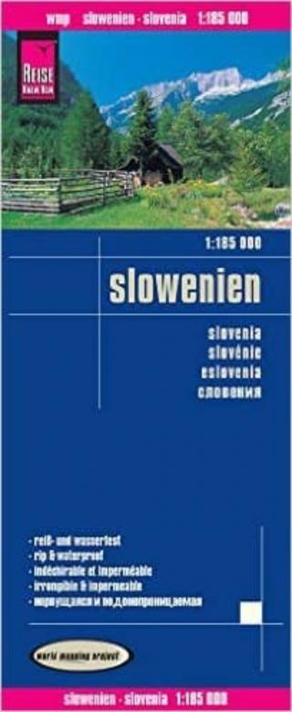 Slowenien 1:185.000