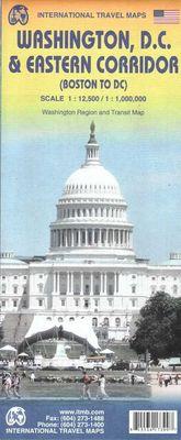 Washington, D.C. & Eastern Corridor (Boston to DC)
