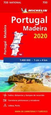 Portugal, Madeira (1:400.000) 2020