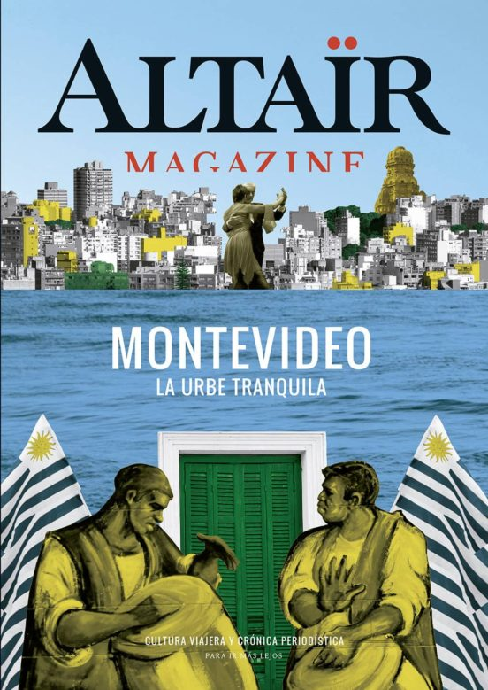 Magazine Montevideo 03. La urbe tranquila