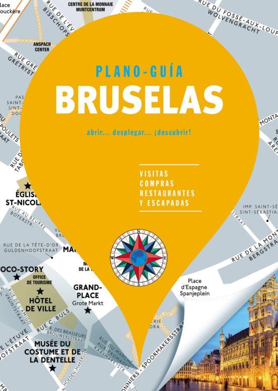 Bruselas Plano-Guía