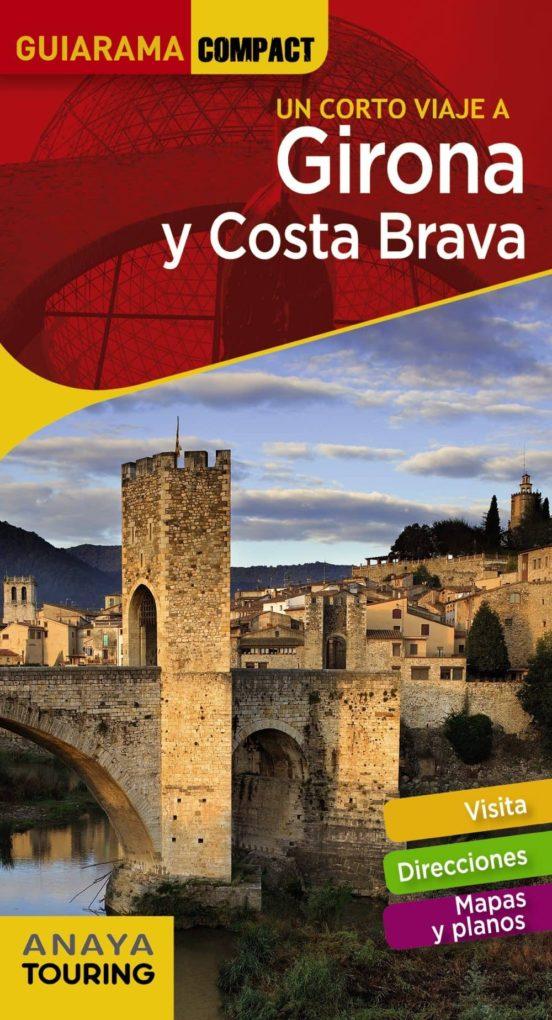 Girona y Costa Brava Guiarama Compact 2018
