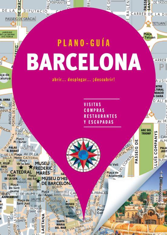 Barcelona Plano-Guía