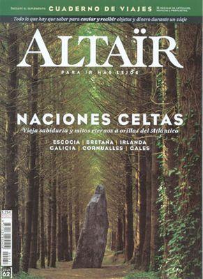 Revista Altaïr nº 31 - Naciones celtas
