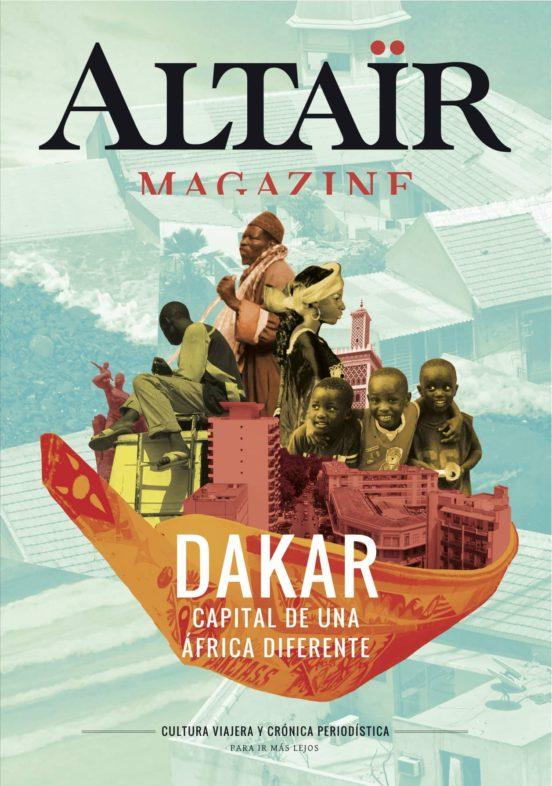 Magazine Dakar 02. Capital de una África diferente