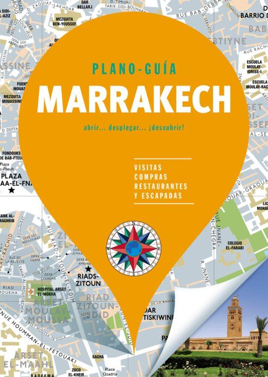 Marrakech Plano-Guía