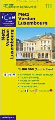 Metz Verdun Luxembourg 1.100.000