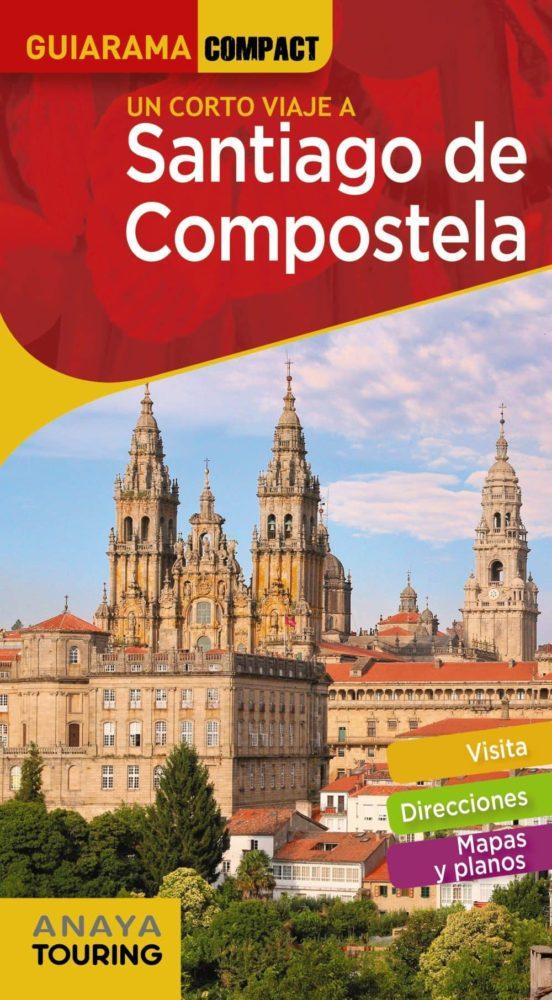 Santiago de Compostela Guiarama Compact 2019