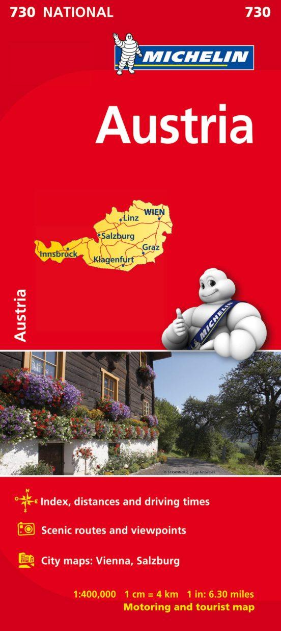 Austria (1:400.000)