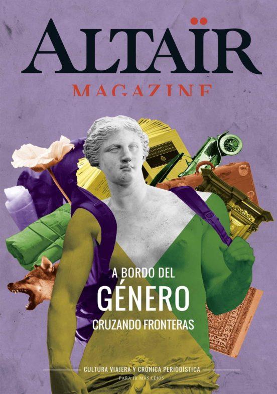 Magazine A bordo del género. Cruzando fronteras