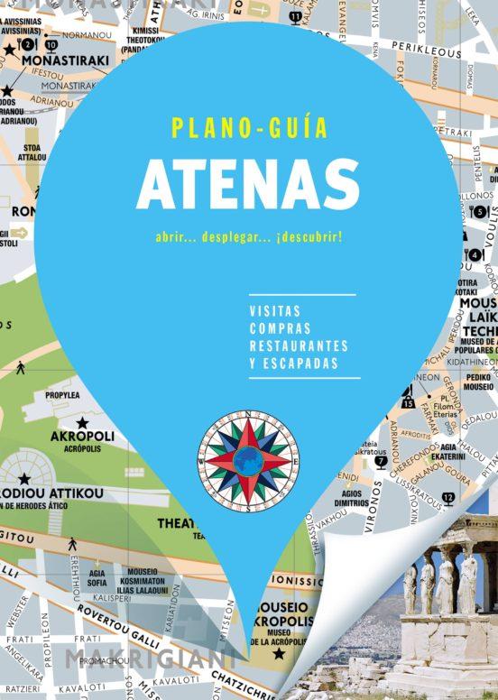 Atenas Plano-Guía