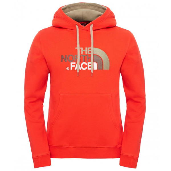 DREW PEAK PULLOVER HD W - THE NORTH FACE