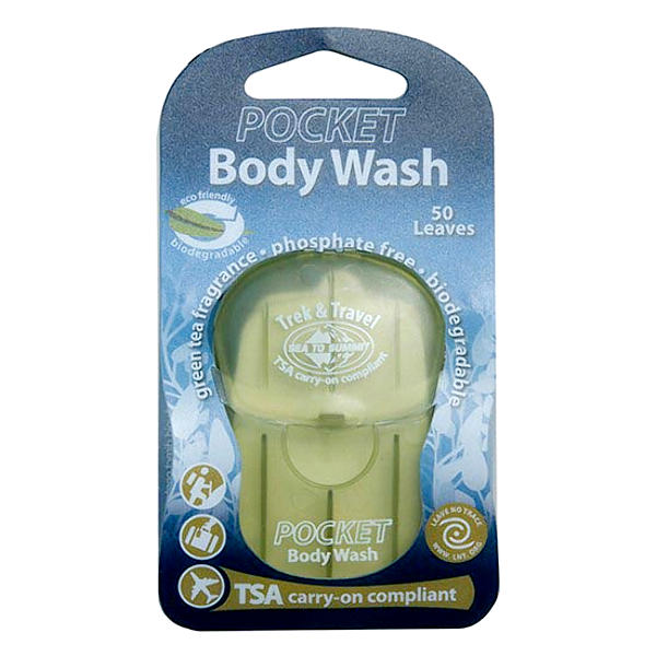 BODY WASH 50 LEAF