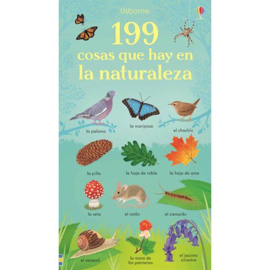 199 cosas que hay en la naturaleza