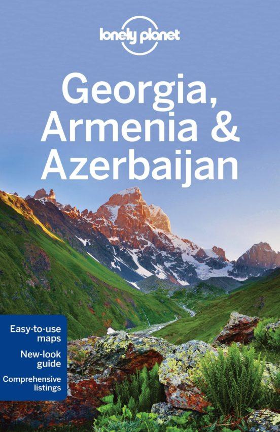 Georgia, Armenia & Azerbaijan 2016