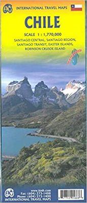 Chile (1:1.770.000)