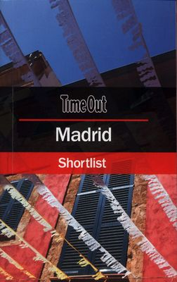 Madrid Time Out Shortlist