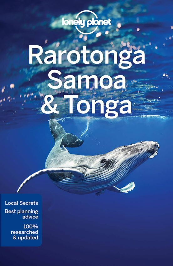 Rarotonga, Samoa & Tonga 2016