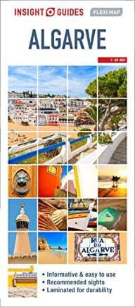 Algarve 1:260.000