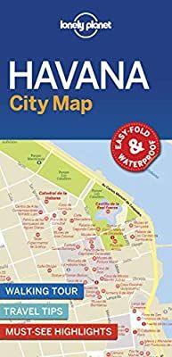 Havana City Map. Walking Tours, travel tips 2018