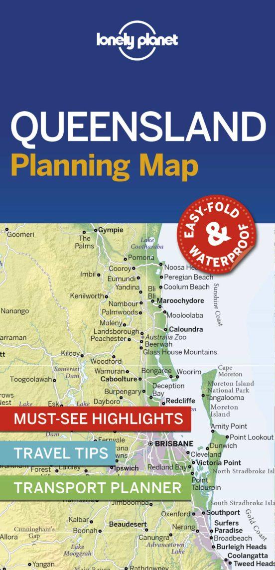 Queensland Planning map 2019