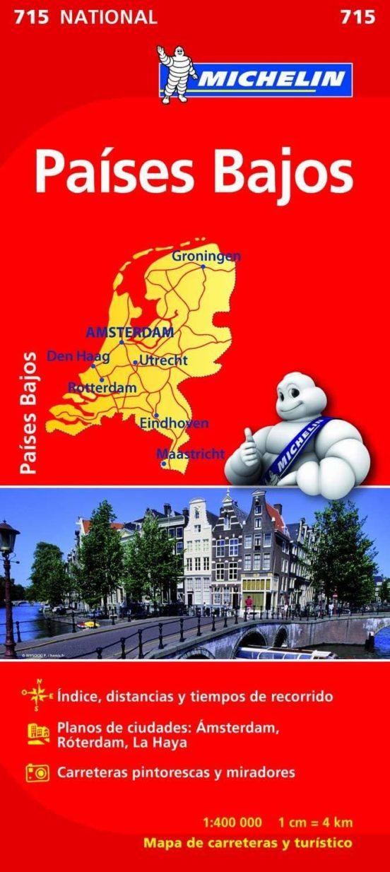 Países Bajos 715 (1:400.000)