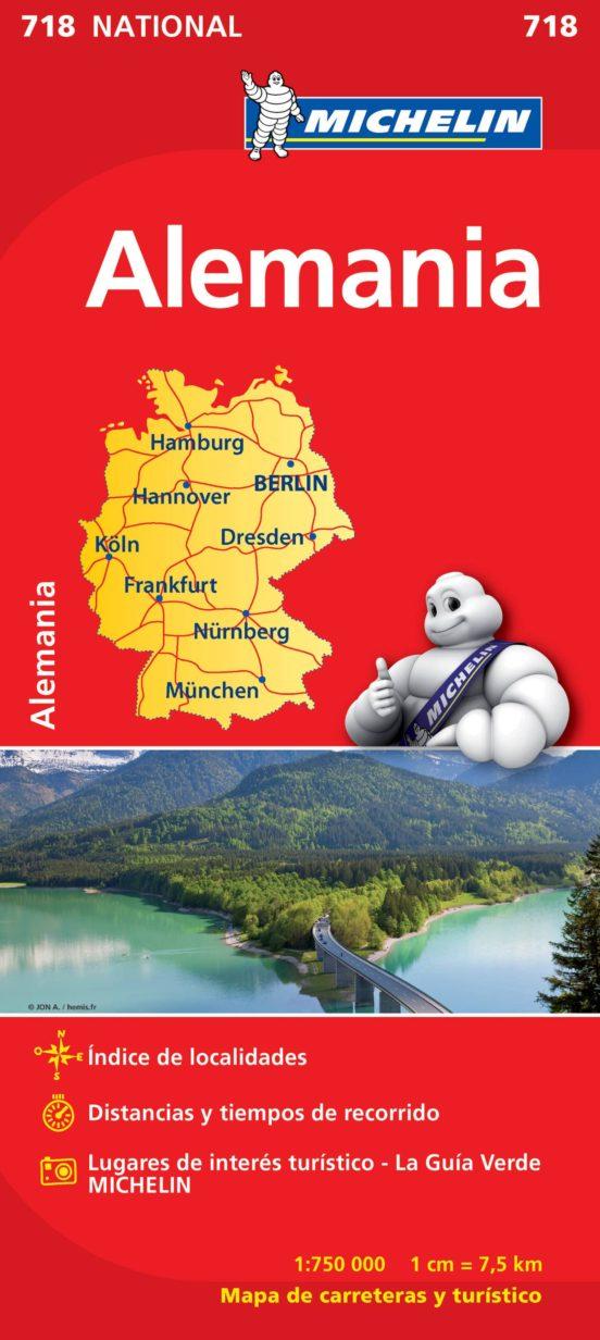 Alemania (1:750.000)