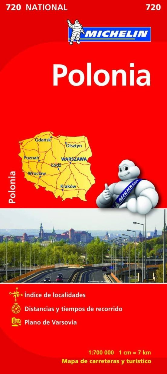 Polonia (1:700.000)