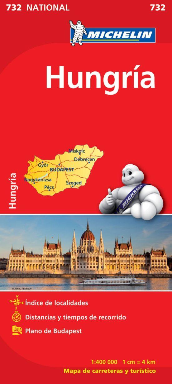 Hungria 732 (1:400.000)