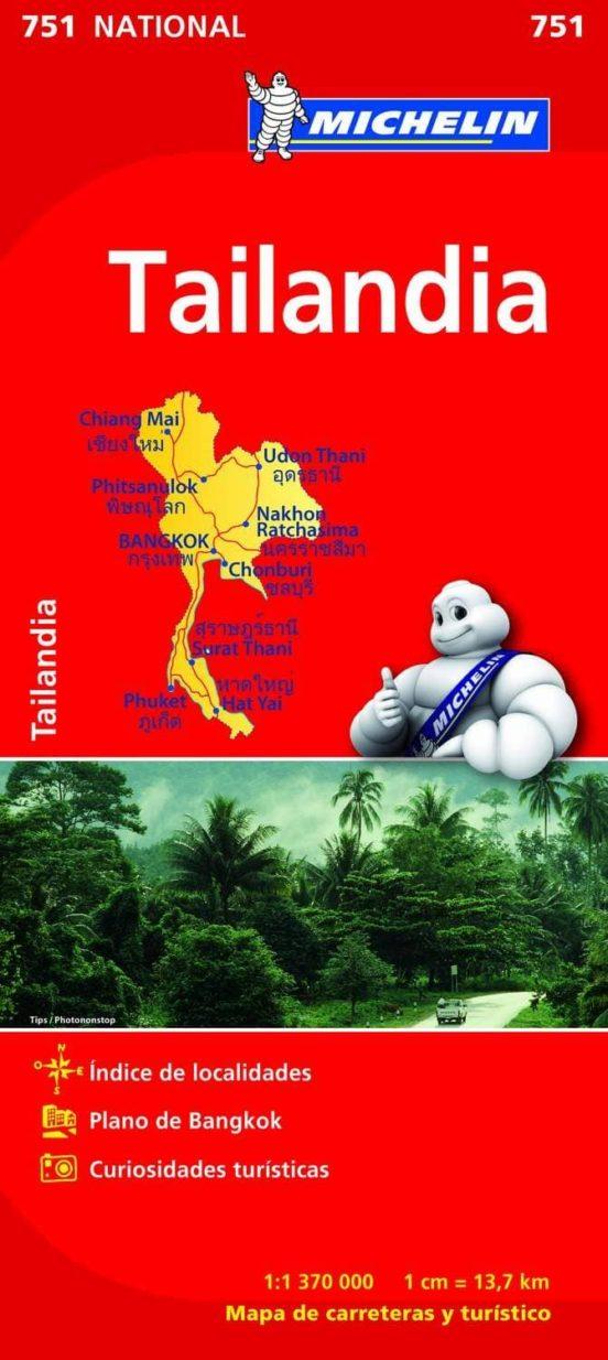 Tailandia (1:1.370.000)