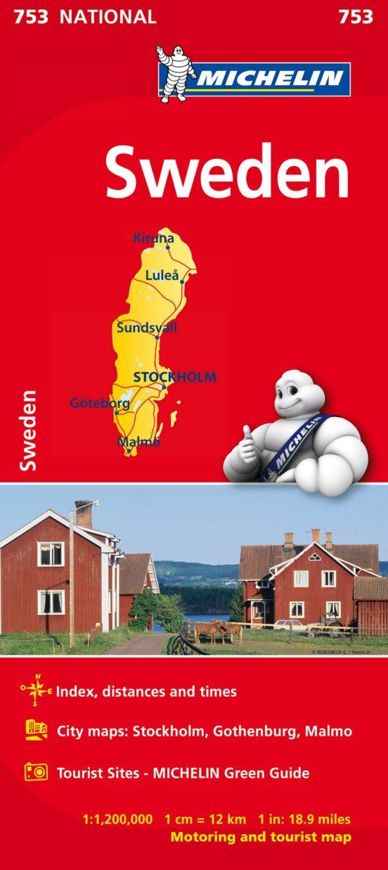 Suecia (1:1.200.000)